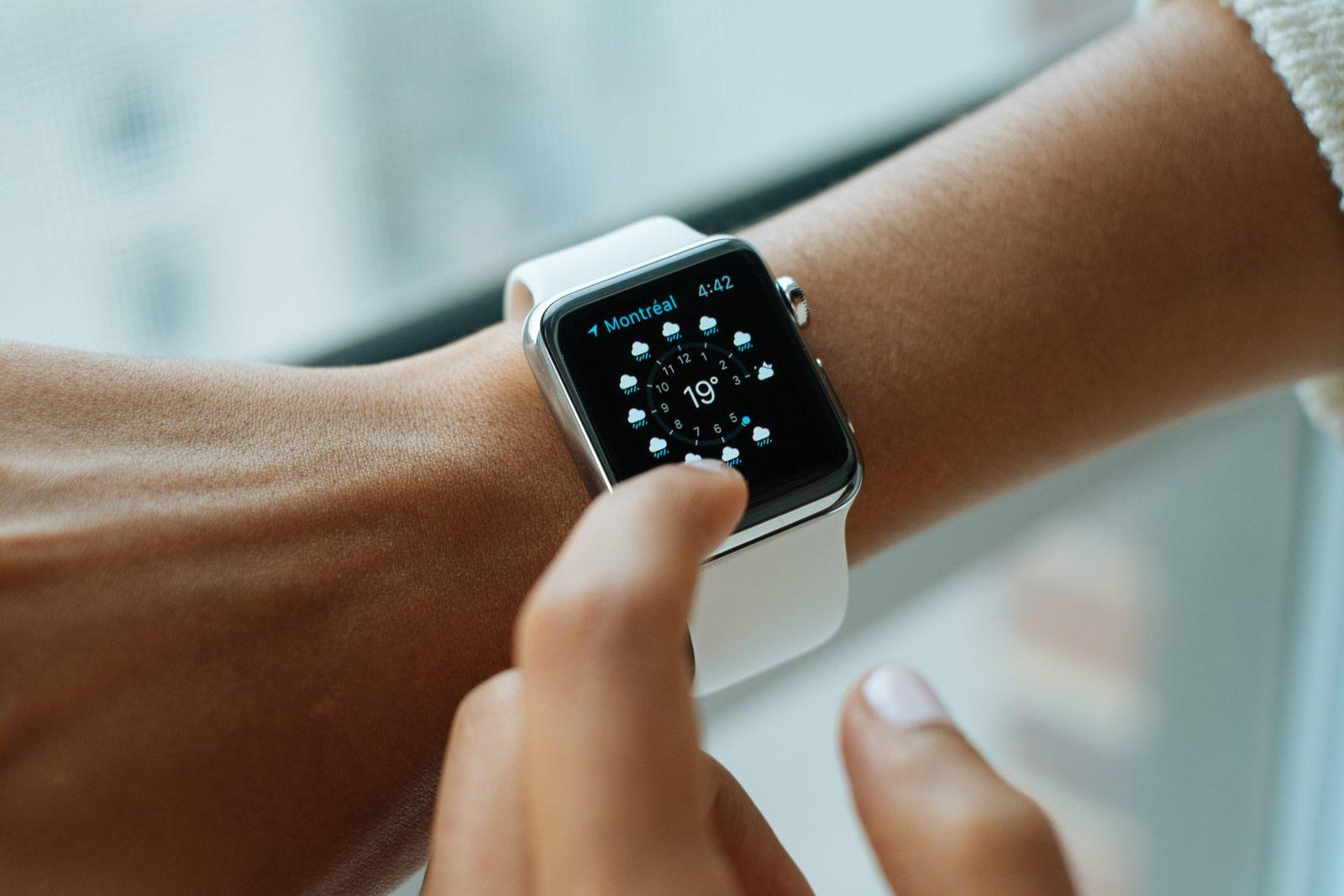 Apple Watch Branco