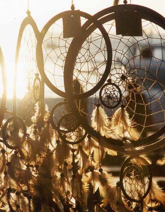 Filtro dos sonhos ou dreamcatcher: significado do poderoso amuleto