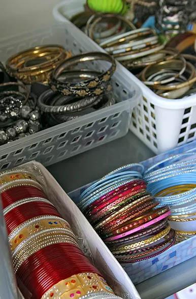 cestas de plastico para bijuterias