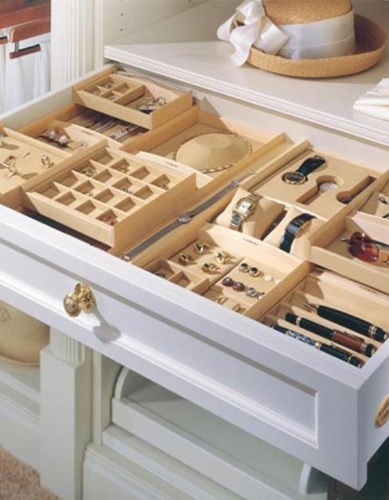 8 formas de como organizar suas semijoias e bijuterias