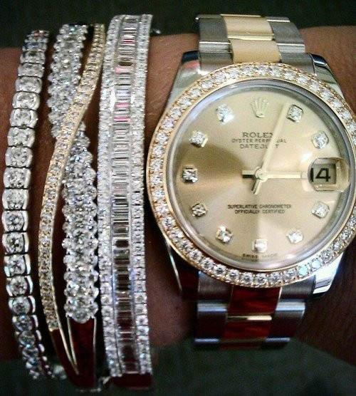 pulseiras e braceletes relógio