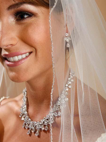 Bijuteria fina para casamento noivas semijoias
