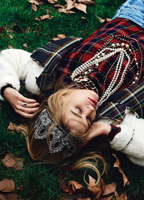 Tiara da Vivienne Westwood - Fonte: Vogue