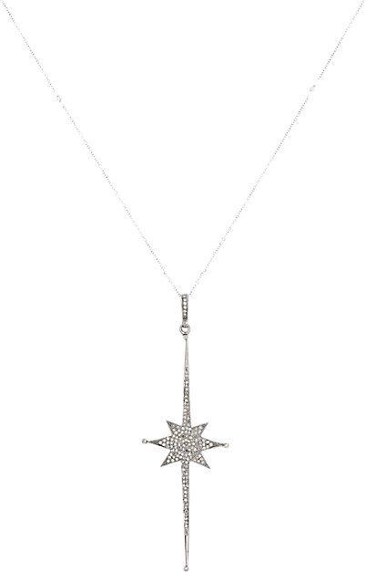 colar estrela h stern prata top100 semijoias