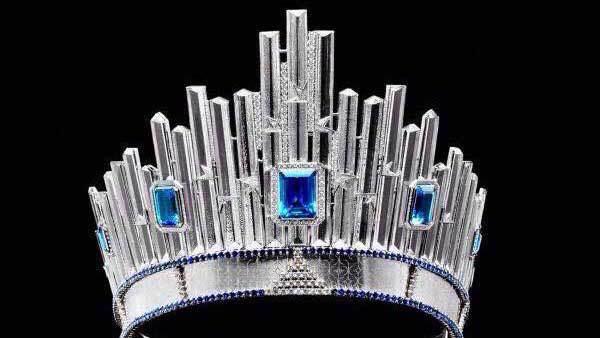 Coroa Miss Universo