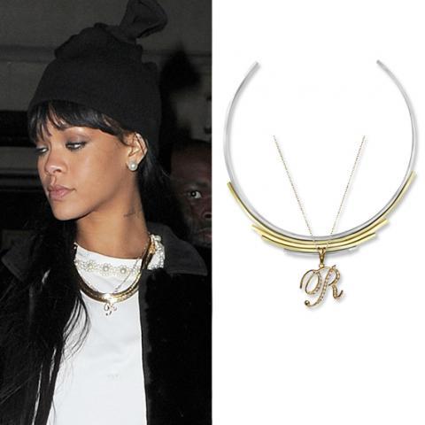 Colares de Rihanna