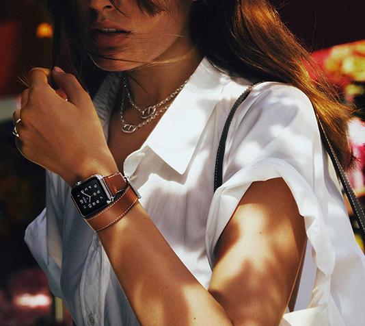 ef301ce2a6e Apple Watch Hermes  um luxo acessível!