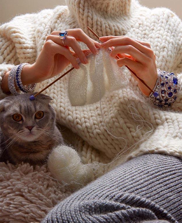 braceletes de luxo semi joias finas