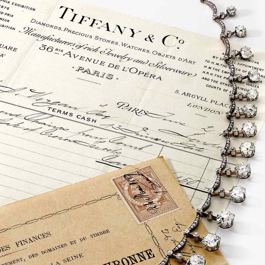 joias da coroa tiffany