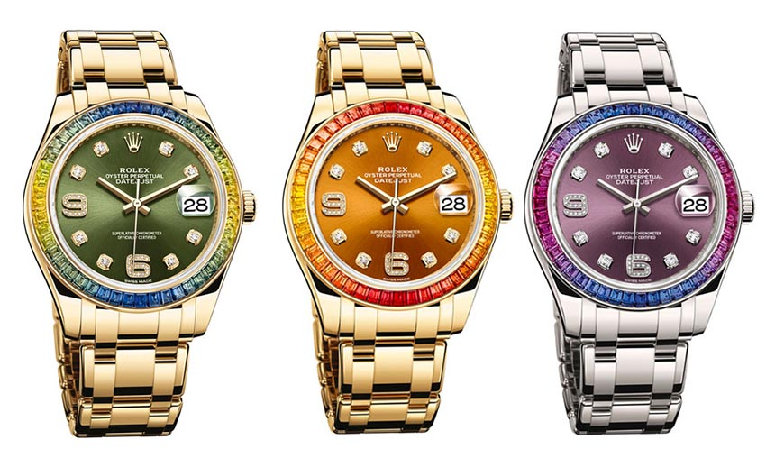 2aab4619979 Rivieras e o relógio Rolex Oyster Pearlmaster