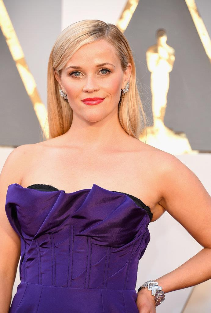 brincos Reese Witherspoon