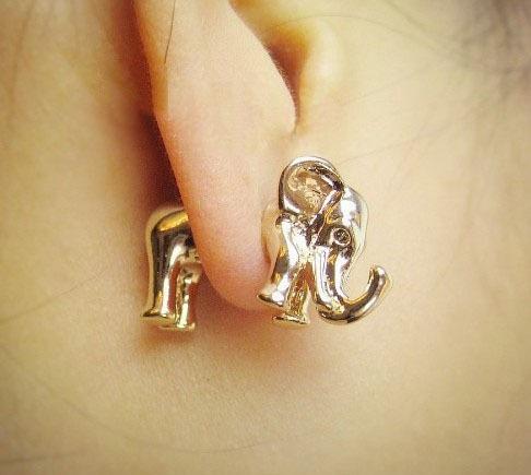brincos criativos elefante