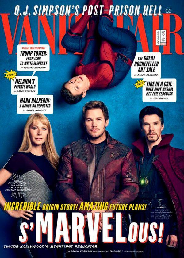 Marvel Capa Vanity