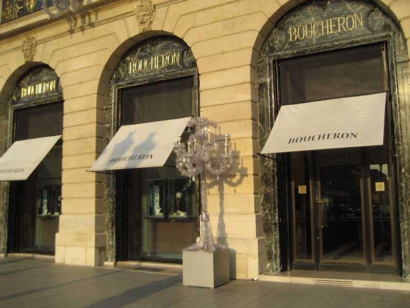 fachada boucheron place vendome