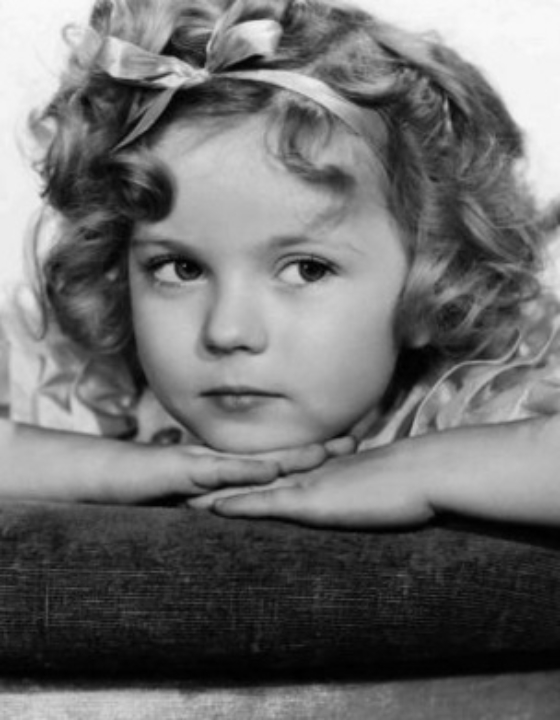 Shirley Temple o Diamante da Depressão