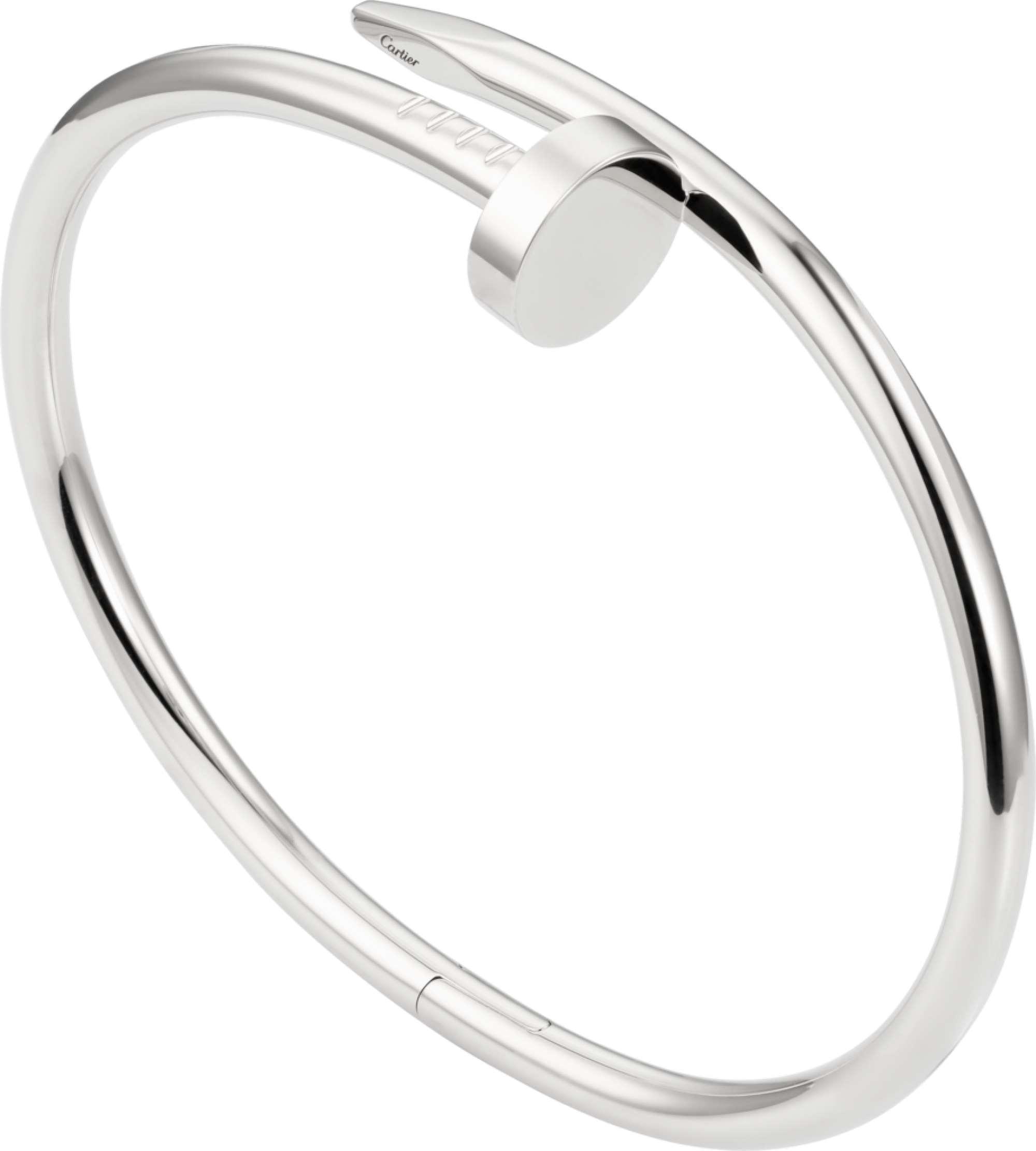 bracelete cartier prego