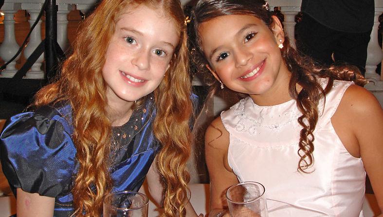 Bruna Marquezine e Marina Ruy Barbosa