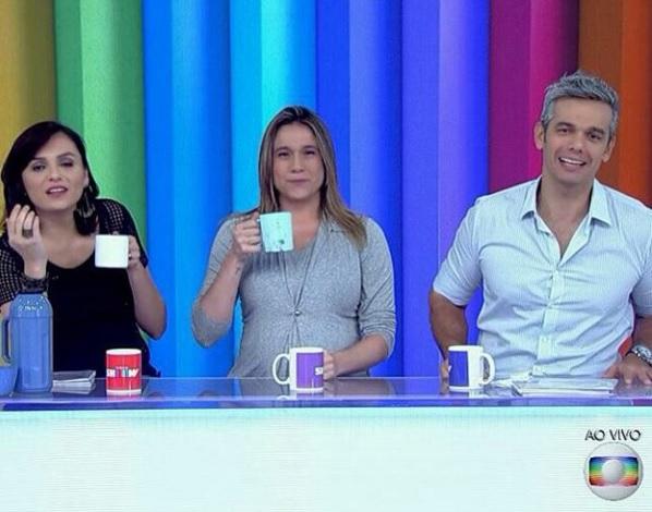 Fernanda Gentil Globo Esporte