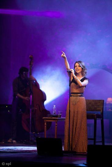 Sandy Leah cantora