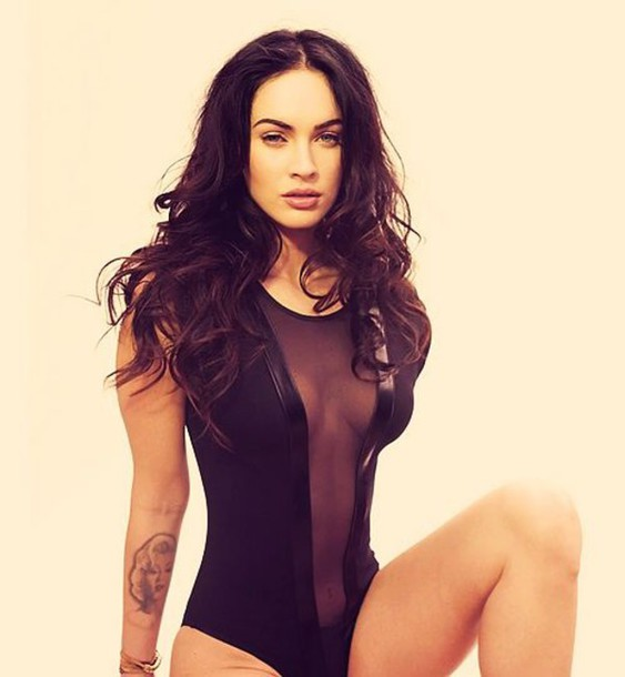 megan fox estilo