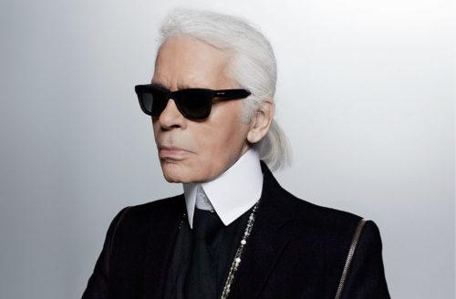 Joias para noivas de Karl Lagerfeld