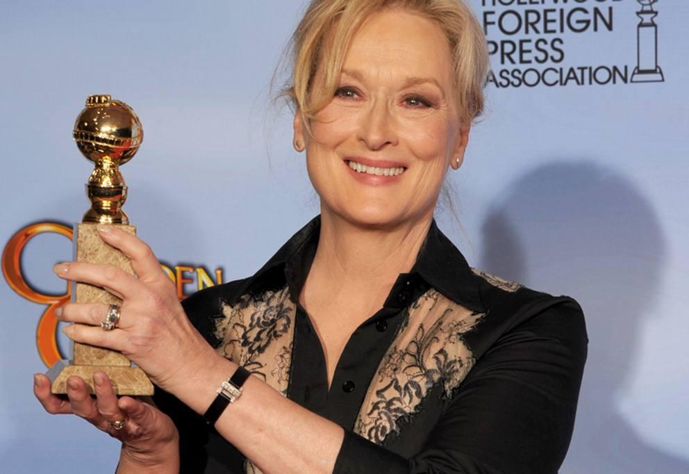 Meryl Streep Aneis