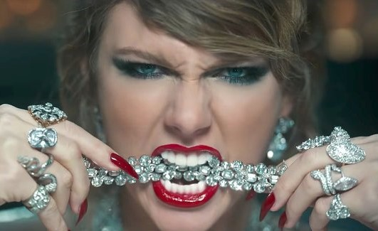 Joias Taylor Swift