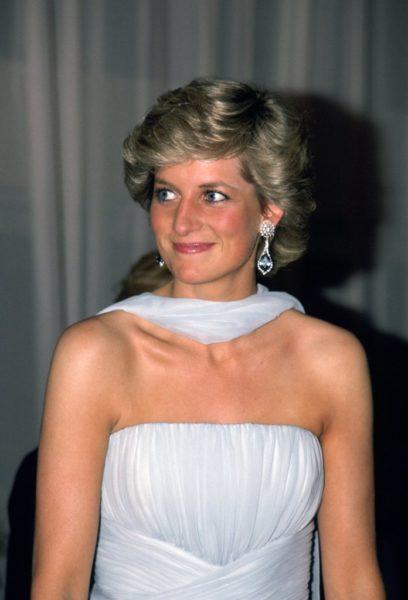 joias da princesa Diana