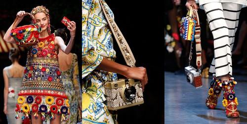 A Semana de Moda de Milão 2016 trouxe muitos bordados e detalhes