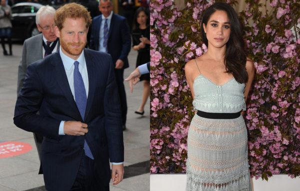 Príncipe Harry e Meghan Markle são o novo casal do momento.