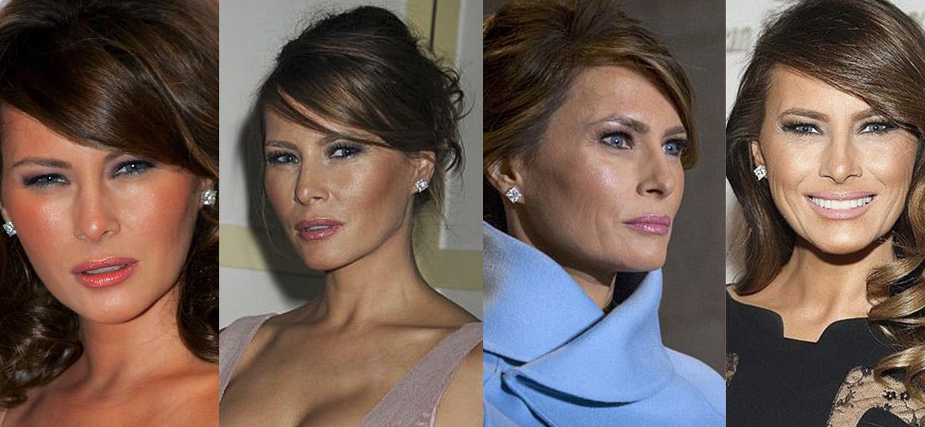 Brinco Melania Trump
