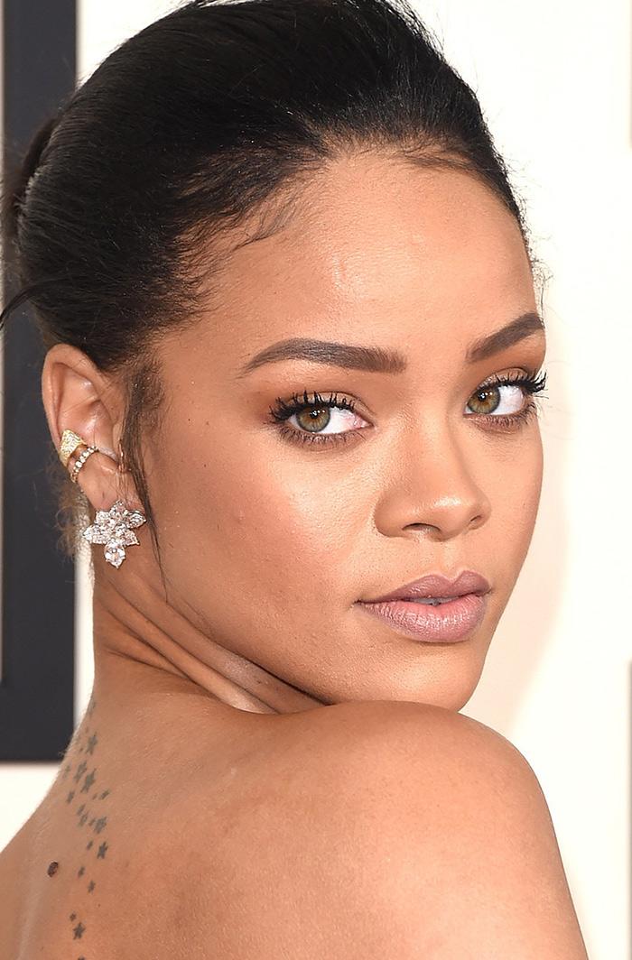Rihanna Ear Cuffs Grammys