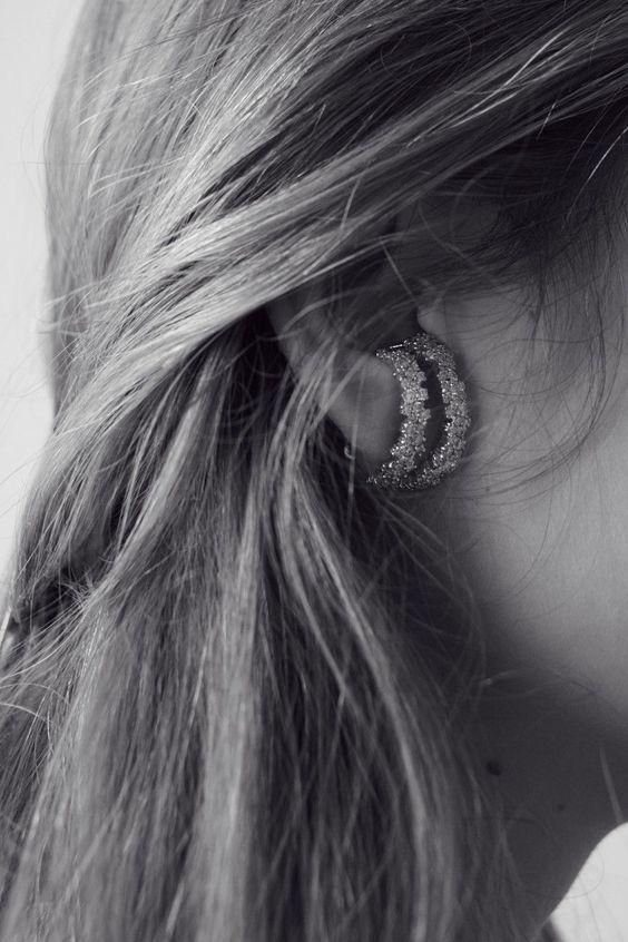 ear hooks brincos da moda semijoias