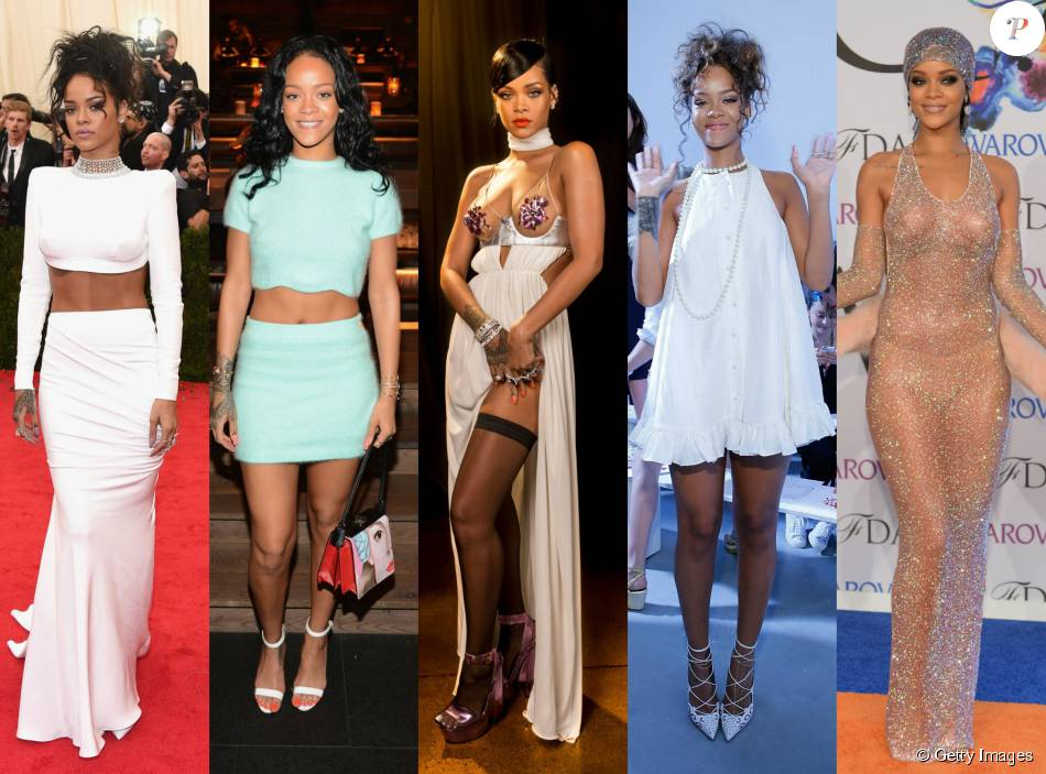 Estilo Rihanna