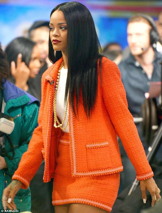 Rihanna acessórios