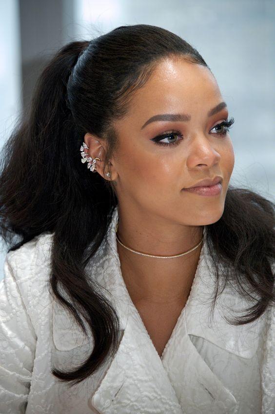 Rihanna Ear Cuff