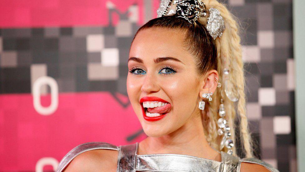 Joias da Miley Cyrus