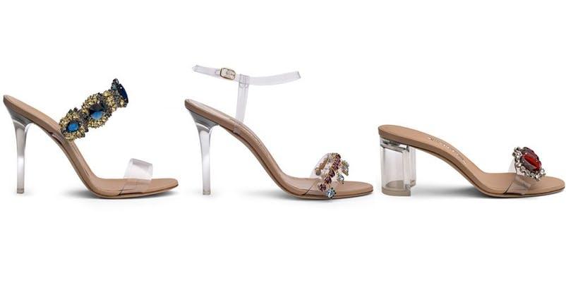 modelos da colecao rihanna sapatos