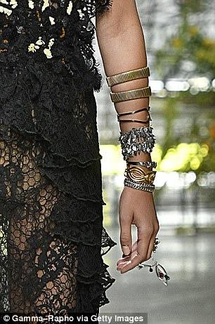 braceletes de grifes famosas