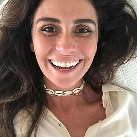Giovanna Antonelli Choker