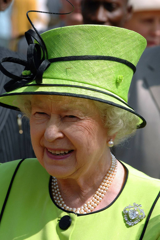 Broches da rainha Elizabeth Cullinan