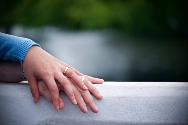 Aliança de noivos