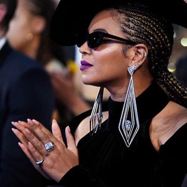 Beyonce Maxi Brincos