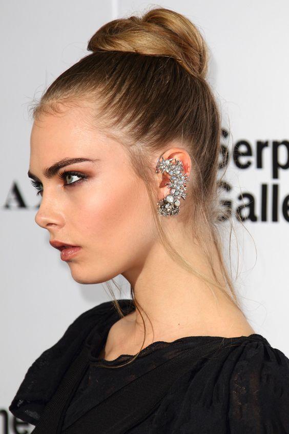 Ear Cuff Cara Delevingne