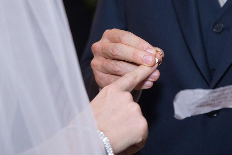 Casamento judaico anel