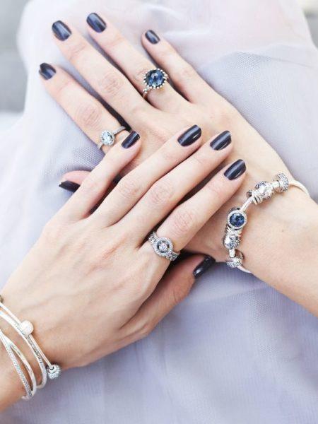 Delicados Mix de anéis