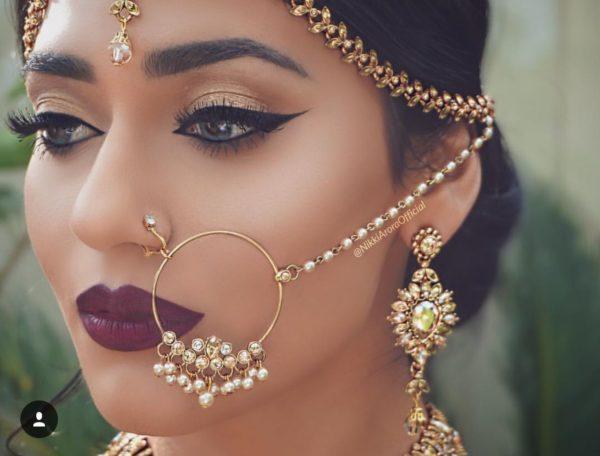 Indianas piercing
