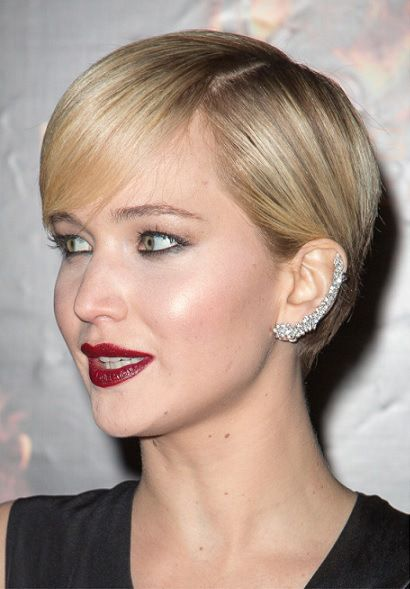 Jennifer Lawrence Ear Cuffs