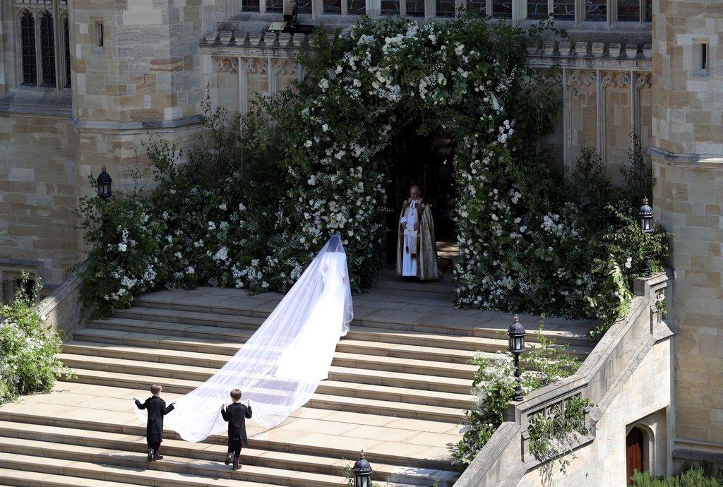 Meghan Markle Casamento