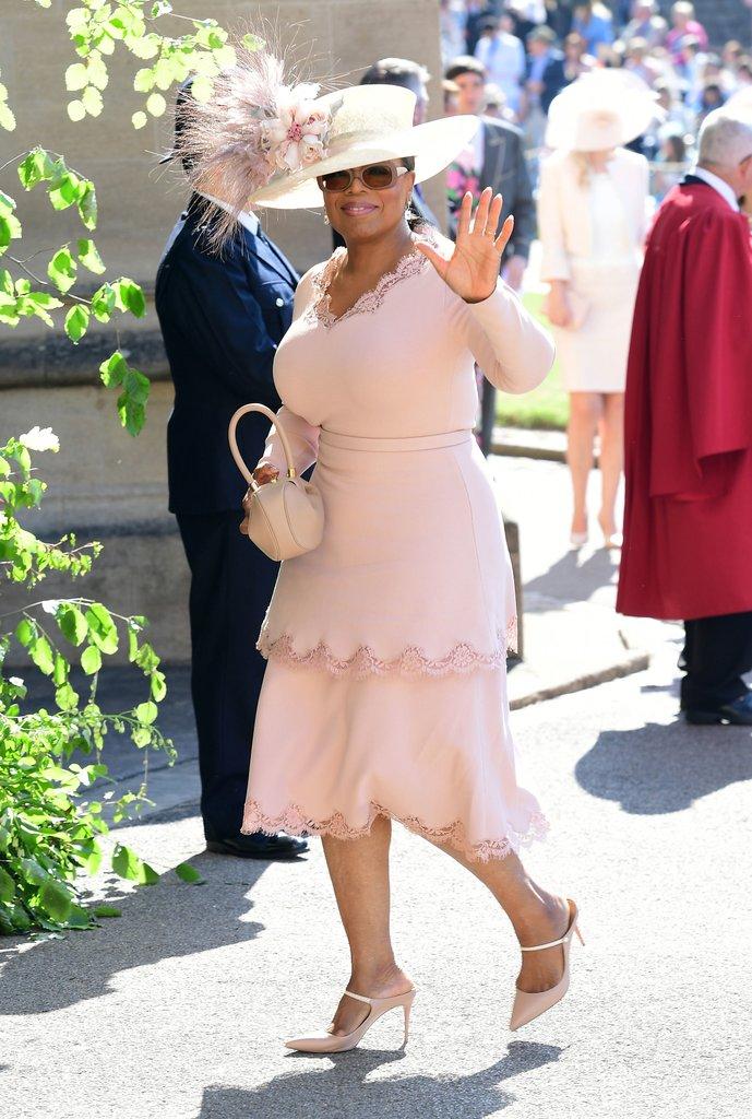 Oprah Winfrey Casamento Real